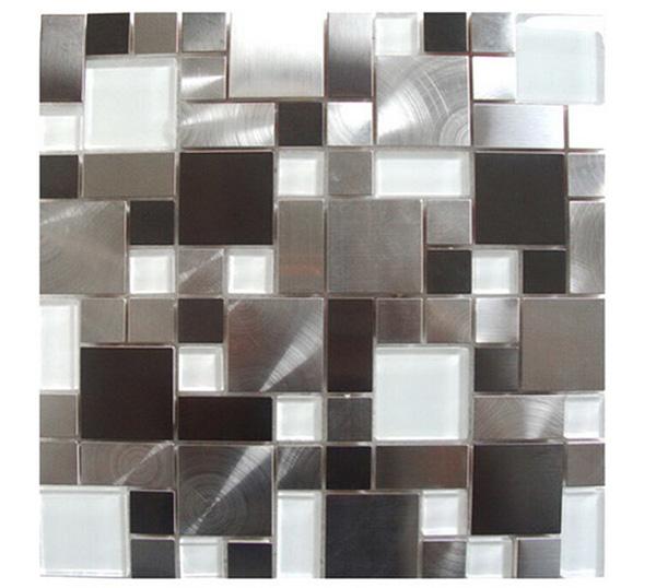 metal mosaic SJGG061