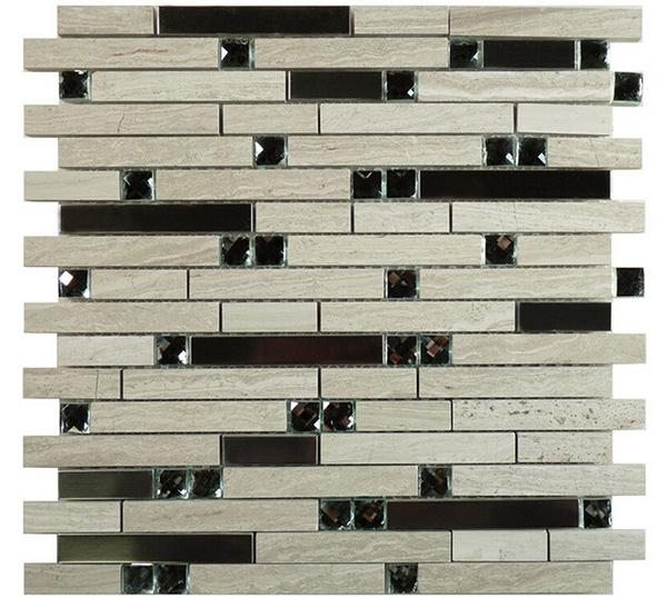 metal mosaic SJGG062