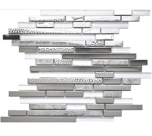 metal mosaic SJGG063