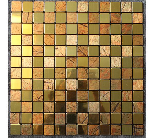 metal mosaic ME007